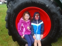 Holsworthy and Stratton Show Fun at the show